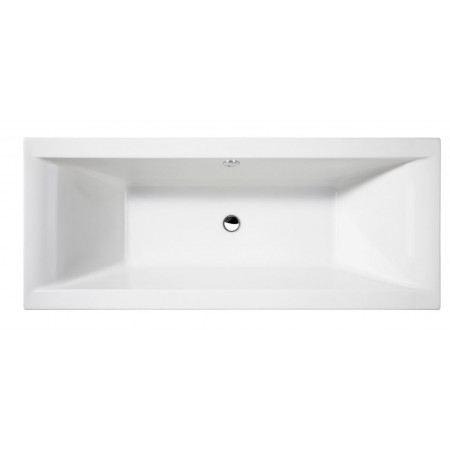 Asselby Square Double Ended 1700 x 700mm Bath