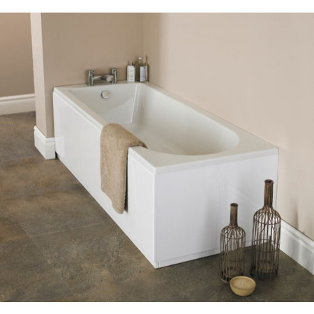 Barmby 1700 x 700mm Single Ended Bath
