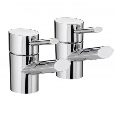 Bristan Oval Basin Taps