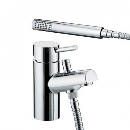 Bristan Prism One Tap Hole Bath Shower Mixer