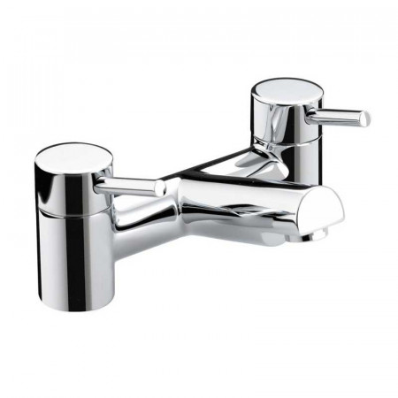 Bristan Prism Pillar Bath Filler