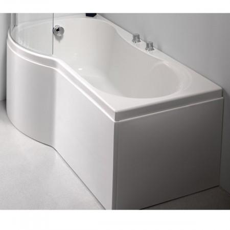 Carron Arc Curved Left Hand 1700mm Shower Bath