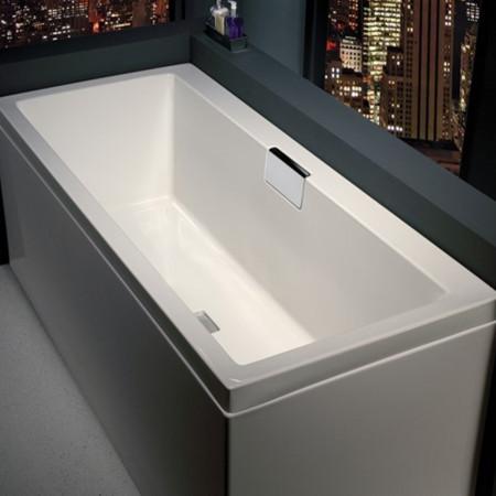 Carron Celsius 1700 x 700mm Right Hand Carronite Bath Main Image
