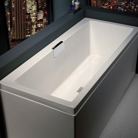 Carron Celsius 1700 x 750mm Left Hand Carronite Bath Main Image