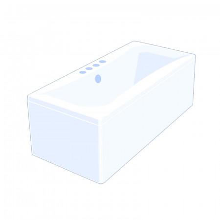 Carron Linea 1900 x 900mm Bath