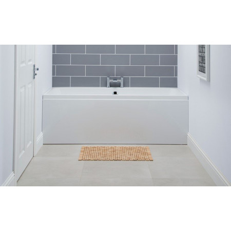 Carron Profile Double Ended Bath 1600 X 700mm in room setting
