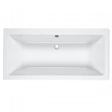 Carron Quantum 1800 x 800mm Double Ended Bath