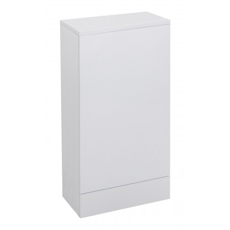 Cassellie Cube White Cistern Unit