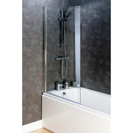 Cassellie Square Top Bath Screen