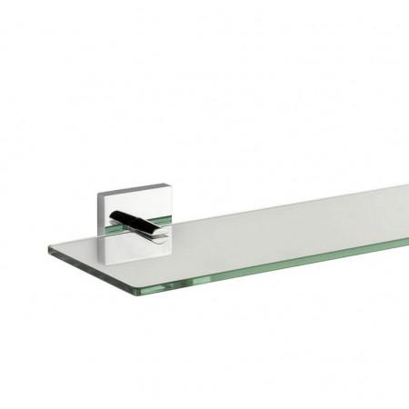 S2Y-Croydex Flexi Fix Chester Glass Shelf-2