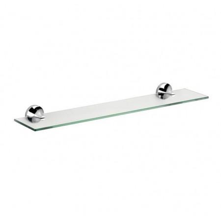 Croydex Flexi Fix Torbay Glass Shelf