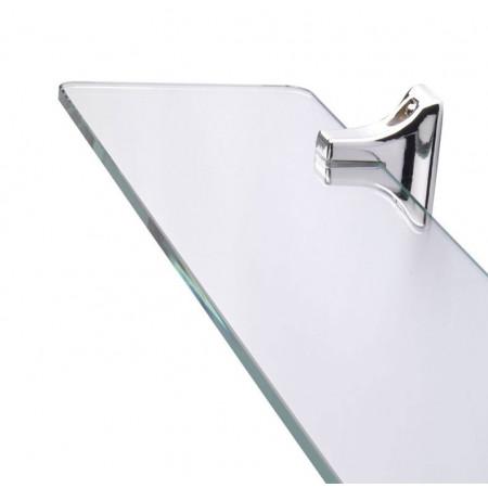 Croydex Sutton Glass Shelf