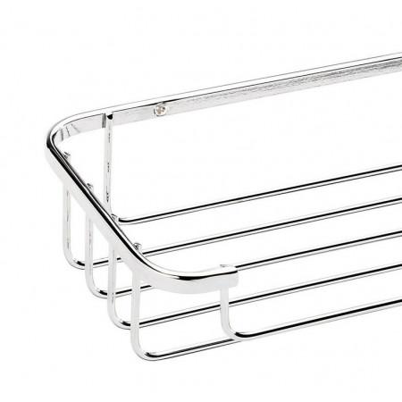 Croydex cosmetic stainless steel basket