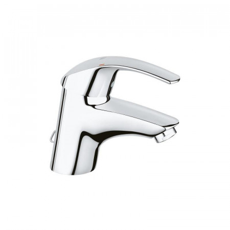 S2Y-Grohe Eurosmart Basin Mixer 1 2 With Retractable Chain-1