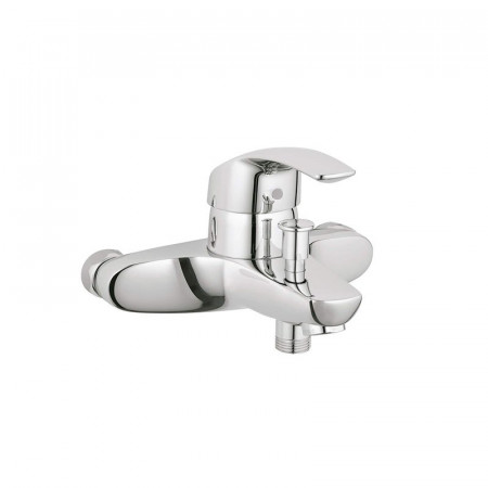 S2Y-Grohe Eurosmart Single Lever Wall Mounted Bath & Shower Mixer-1