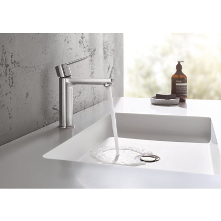 STY-Grohe Lineare Basin mixer Including Pop up Waste- Lifestyle