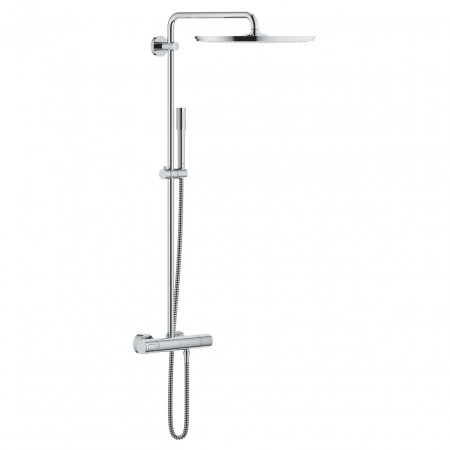 Grohe Rainshower 400 Exposed Thermostatic Shower System