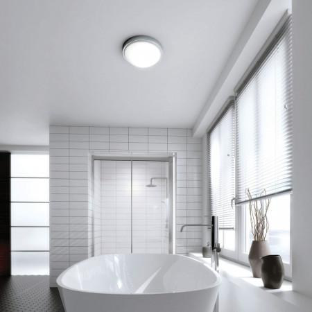 HIB Momentum LED Ceiling Light in room setting