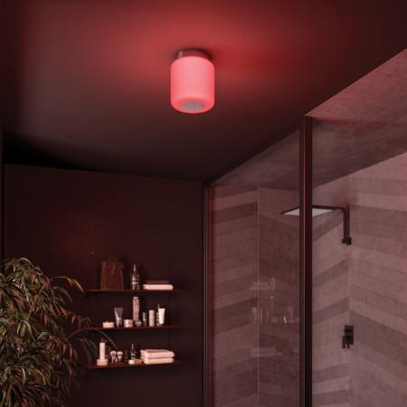 HIB Rhythm Bluetooth Ceiling Light Red
