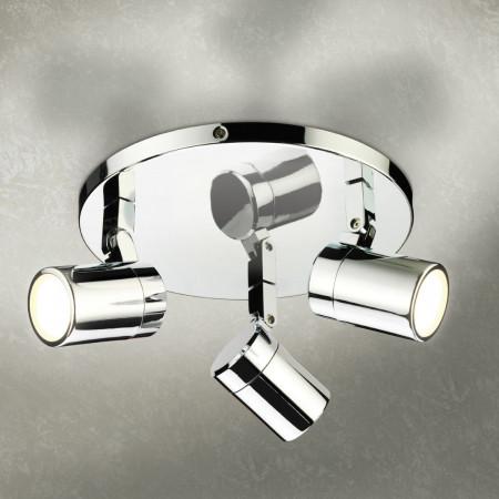 Hib Trilogy LED Spotlight in room setting