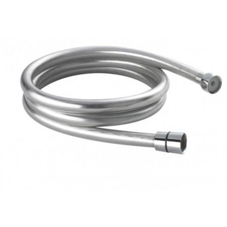 Hudson Reed 1.5m Smooth Silver Shower Flex