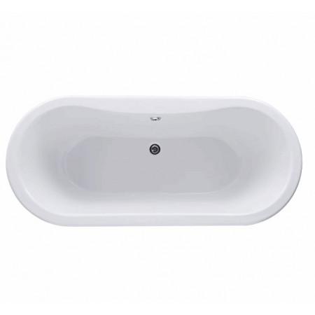 Hudson Reed Kingsbury Double Ended Freestanding Bath 1500mm