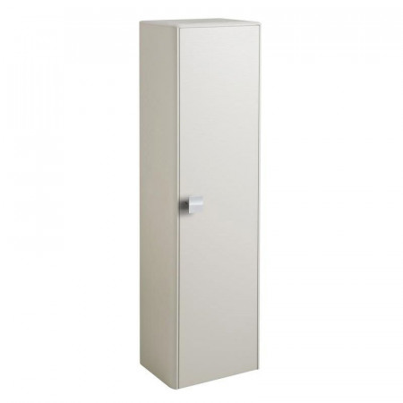 Hudson Reed Sarenna 350mm Wall Hung Tall Unit in Cashmere