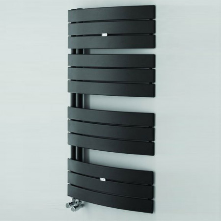 Ideal Essential, Aries Towel Warmer, Anthracite Finish