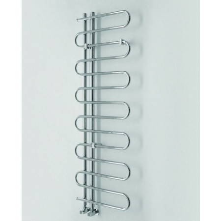 Ideal Essential, Pisces Towel Warmers, Chrome Finish, Available in 2 Sizes