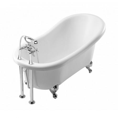 Ideal Essential Lambeth Slipper Bath 1560 x 740mm
