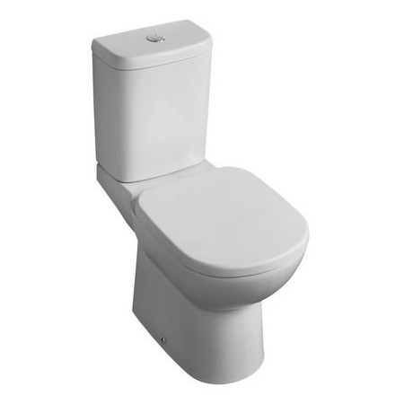 Ideal Standard Tempo Close Coupled Toilet & Cistern