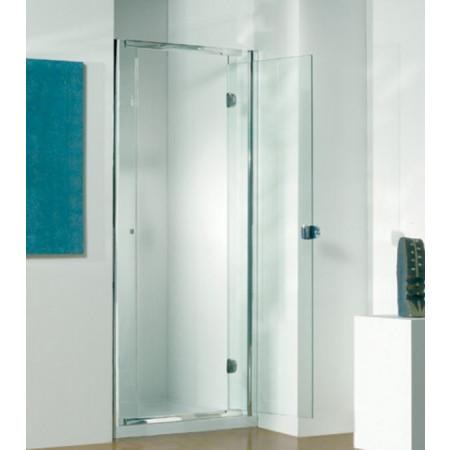 Kudos Infinite 1200mm Straight Hinged Door Enclosure 4HD120S