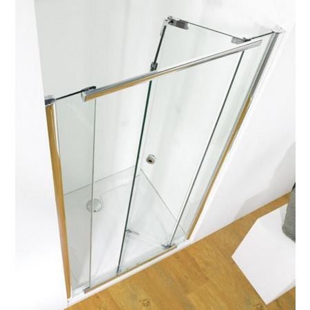 Kudos Infinite 760mm Centre Folding Door Enclosure