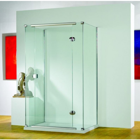 Kudos Infinite 900mm Straight Hinged Door Enclosure 4HD90