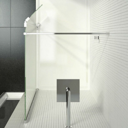 Kudos Ultimate 1100mm Wetroom Panel 10mm