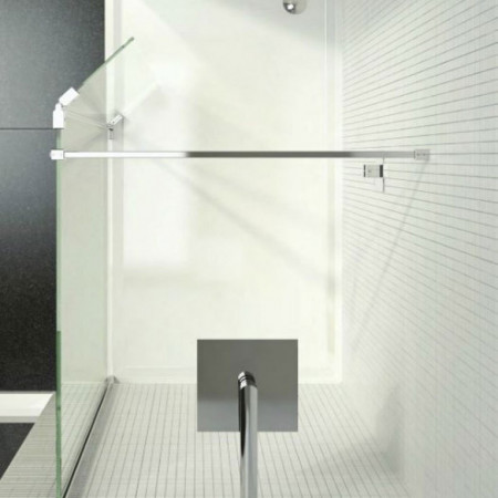Kudos Ultimate 500mm Wetroom Panel 10mm