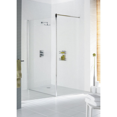 Lakes 1200mm Walk in 8mm Shower Screen