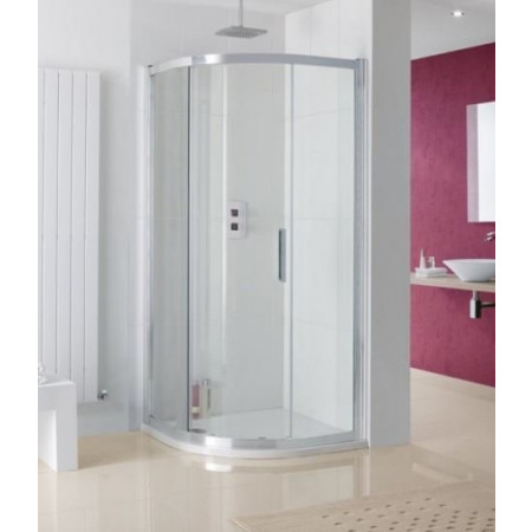 Lakes Sorong 800 x 800mm quadrant shower enclosure