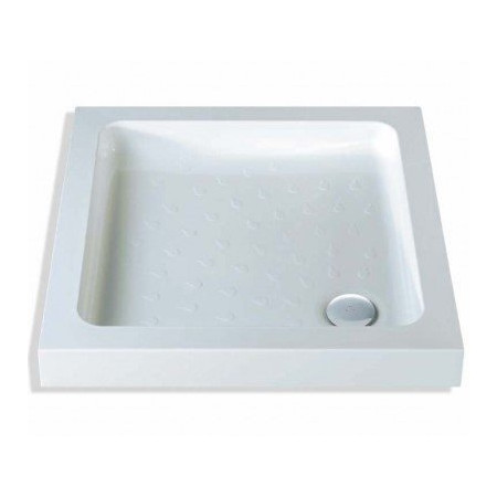 MX Classic Stone Resin Shower Tray 760 x 760mm