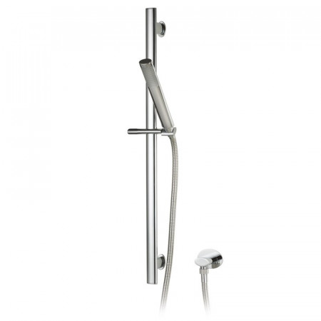 Marflow Oval Sliding Rail Kit with Single Flow Hand Shower