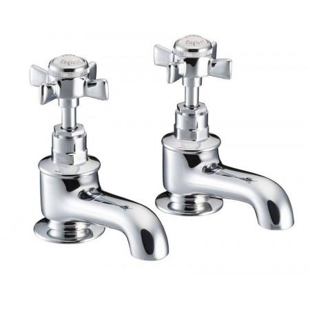 Marflow ST James England Handle Bath Taps