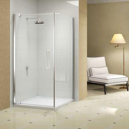 Merlyn 10 Series 1000mm Pivot Shower Door