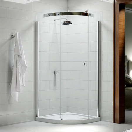 Merlyn 10 Series 800mm 1 Door Quadrant Shower Enclosure