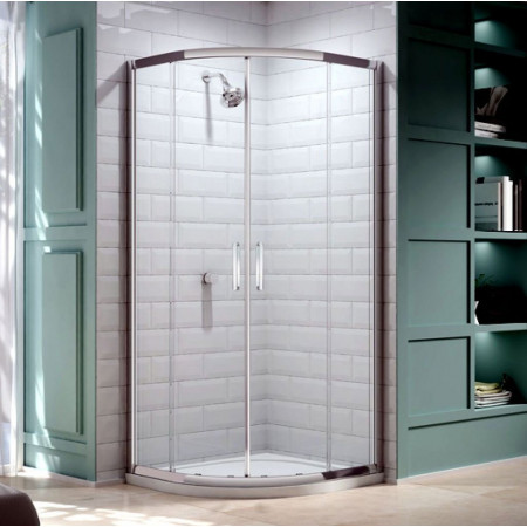 Merlyn 8 Series 900mm 2 Door Quadrant Shower Enclosure