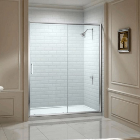 Merlyn 8 Series Sliding Shower Door 1300mm