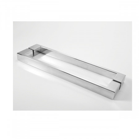 Merlyn Ionic Essence 1400mm Sliding Shower Door with chrome handles