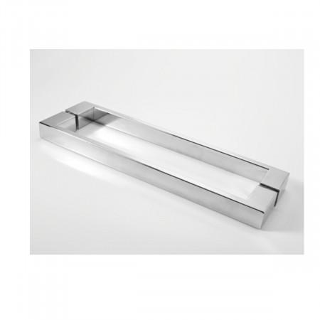 Merlyn Ionic Essence Frameless 1000mm Sliding Shower Door Handels