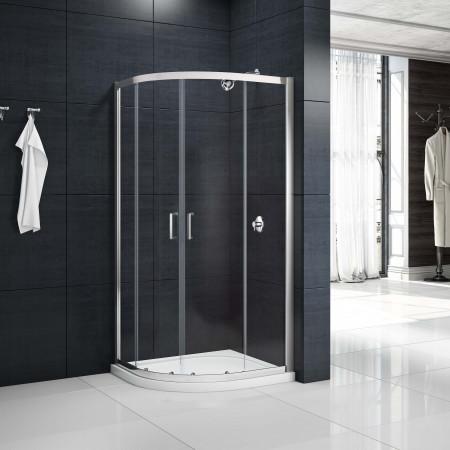 Merlyn Mbox 2 Door Quadrant Shower Enclosure 900 X 900mm