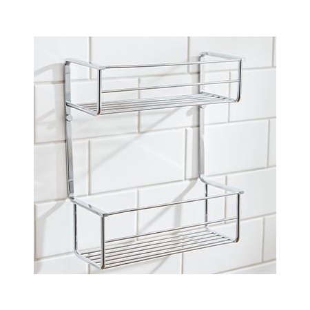 Miller Classic Two Tier Basket