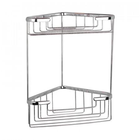 Miller Large Corner Shower Basket 655C